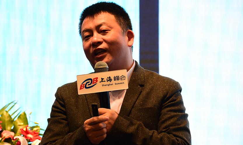 """博恩科技董事长熊新翔:""""风投""""与""""风口""""——B2B领域的机遇与挑战"""