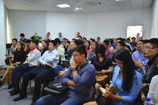 托友会北京沙龙:业务发展与投资热潮